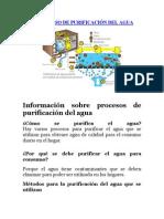 El proceso de purificación del agua.docx