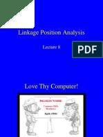 Linkage Position Analysis