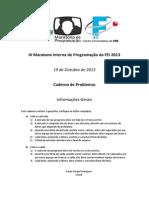 IIIMFEI2013
