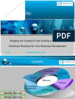 Deemsys Inc Profile