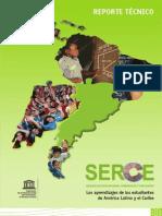 REPORTE TECNICO SERCE