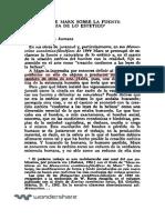 Sanchez Vazquez, Adolfo - Las Ideas Esteticas de Marx-1 2