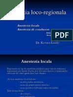 Anestezie curs2