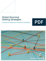Global Sourcing Shifting Strategies