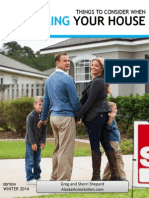 Selling Your House 2014