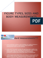 Figure Types_ Sizes & Body Measurements