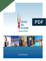 Presentación ECUAPASS