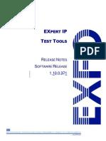 Release Notes - EXpert IP (v1 1 0 1)