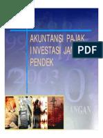 Materi Akuntansi Pajak Investasi Jk Pendek_updated_Final-2012_rev
