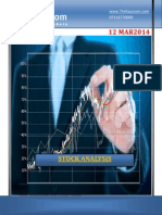 Free- Stock- Market- News- And- Recommendations- By- The- Equicom-Financial-Research-Pvt.-Ltd.-For-12-MAR-2014