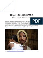 Protect the Rohingya's Report