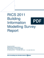 Rics 2011 BIM Survey Report