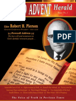 2. Second Advent Herald [Elder Robert H. Pierson (Farewell Address)]