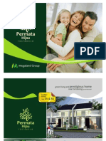 Booklet Permata Hijau Gowa Macanda