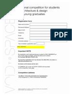 VtoS Registration Form