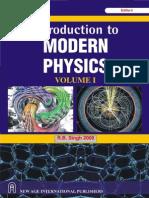 Introducere in Fizica Moderna
