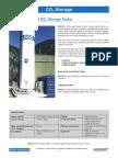 Vacuum Insulated CO2