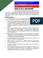 IPU PHD