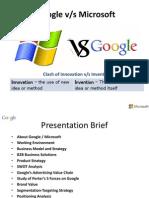 Google - Marketing Strategy