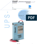 Druck - UPS II