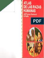 Atlas Jover de Las Razas Humanas