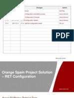 OSP Ran Renewal RET Configuration v 1.4