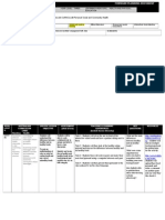 lesson one forward planning document