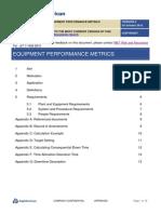 AA RD 20211 - Equipment Performance Metrics