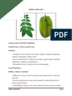 Herbal Medicines(Final)