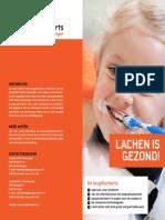 Jeugdtandarts Beuningen (corporate folder)