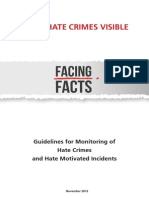 Make Hate Crimes Visible