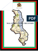 The Economic Recovery Plan for the Malawi Government.