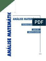 Analise Matematica I Ana Sa