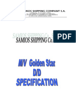 Example of Drydock Specification