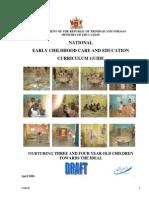 Draft National Curriculum Guide