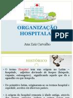 AULA 5- organização hospitalar