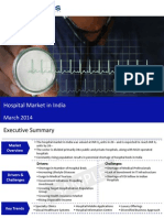 Hospital Market in India 2014 - Sample