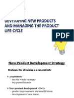 Product Life Cycle (PLC) Strategies