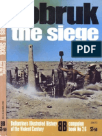 (Campaign Book No.26) Tobruk