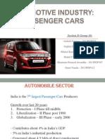 D 10 Passenger Car