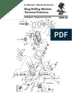 PDM-30 Service Manual