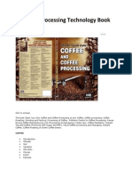 Coffee Processing Technology Book