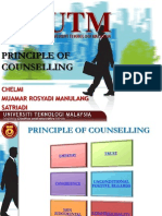 Principle of Counselling