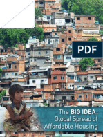 The Big Idea - Global Spread of Affordable Housing