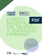 Programa Liderazgo Femenino
