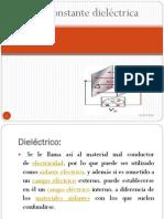 Constante Dielectrica (Unidad 1 Parte 4)