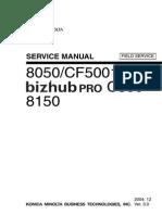 Bizhub PRO C500 Field Sm.uk