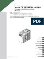 YASKAWA-V1000
