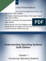 Understanding Operating SystemsSixth Edition