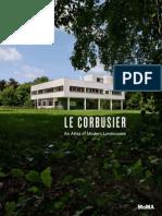 LeCorbusier - An Atlas of Modern Landscapes
